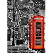 Payphone Red - 4P