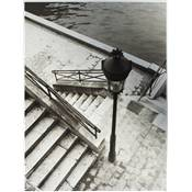 Affiche Steps to the Seine