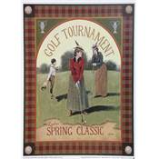 "Affichette ""Spring Classic"""