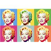 Poster XXL - Visions of Marilyn