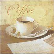 Affichette Cup of Coffee