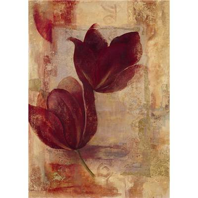 Affiche Tulip abstract I