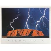 Affiche Ayers rock