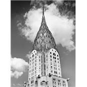 Affiche Top of Chrysler building