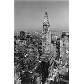 Poster XXL - Chrysler Building at Dusk, East View