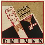"Affiche ""Drinks and cocktails"""