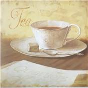 Affichette Cup of Tea