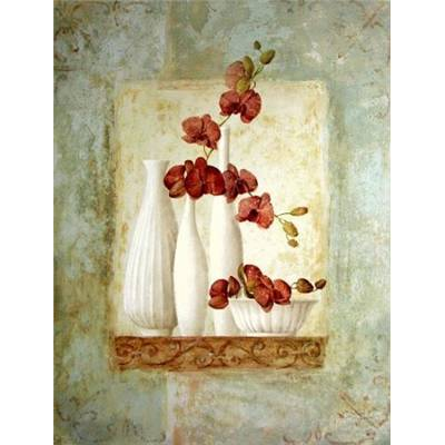 Affiche Orchid fresco I